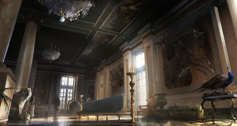 Assassin´s Creed : Unity Concept Art 13