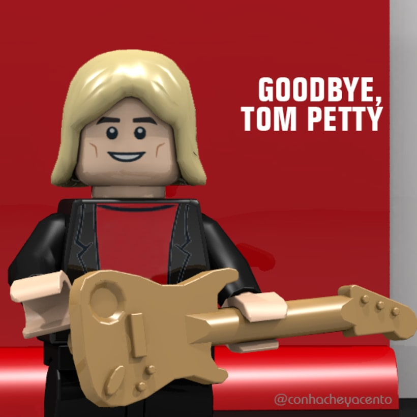 Adiós a Tom Petty 0