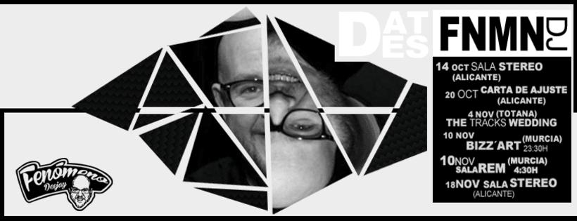 Fenómeno DJ (FNMN DJ) 2