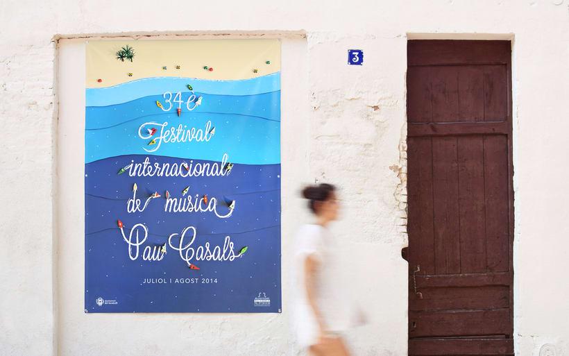 34è Festival internacional de música Pau Casals 0