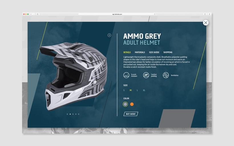 Sigi Helmets 6