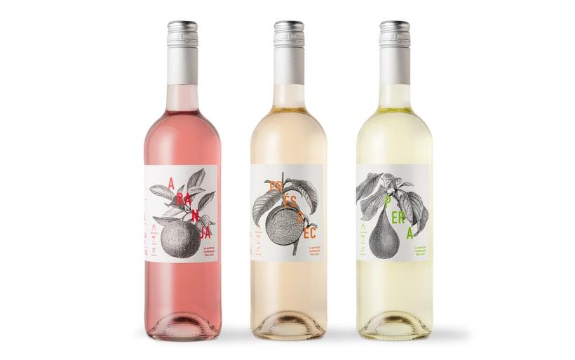 Sol de nit – Flavoured wines 1