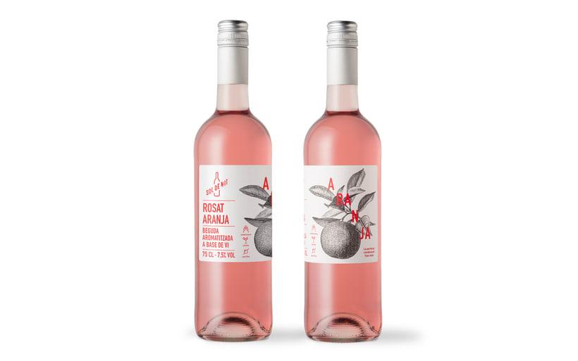Sol de nit – Flavoured wines 4