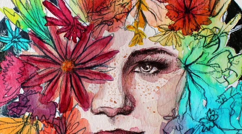 Mujer y naturaleza 4