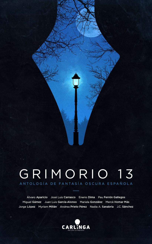 Portada «Grimorio 13» 0