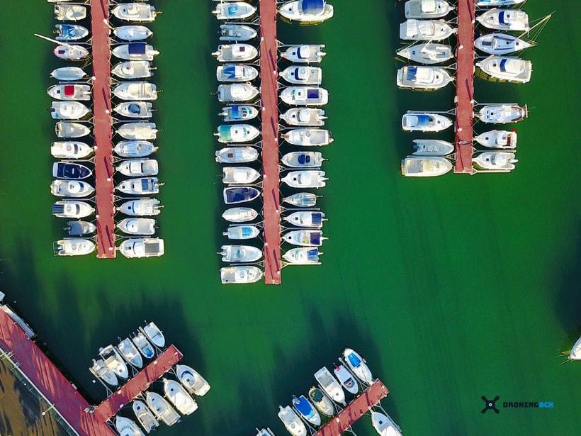 Fotografia aerea con dron 1