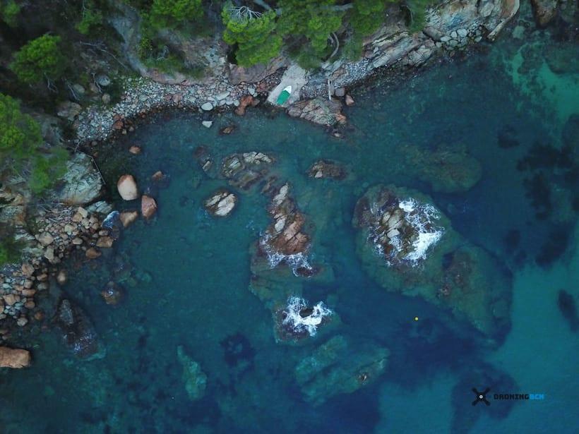 Fotografia aerea con dron 2