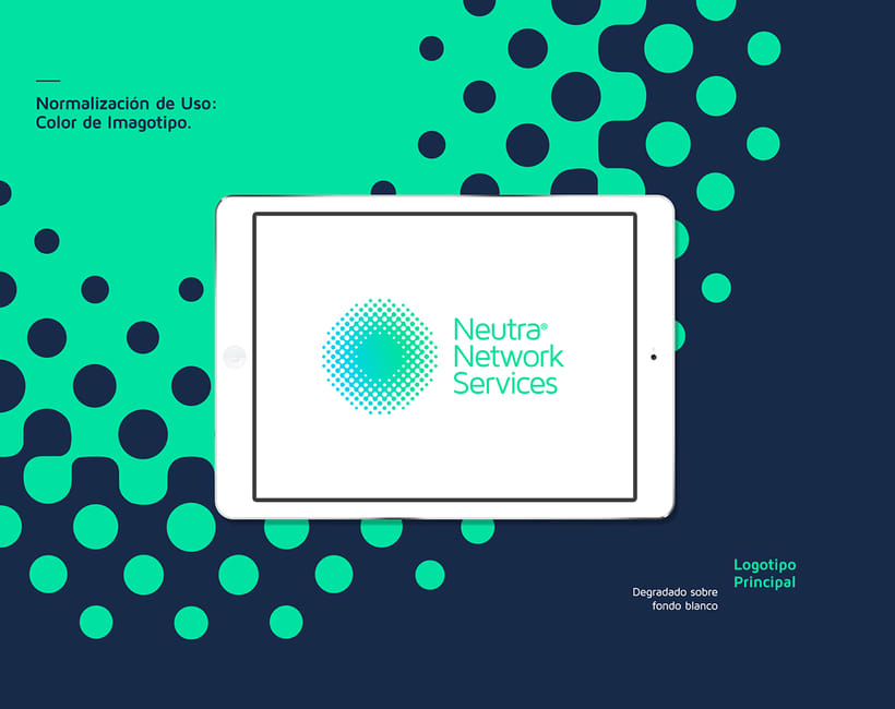 Neutra Network Services | Diseño de Identidad Visual Corporativa. -1