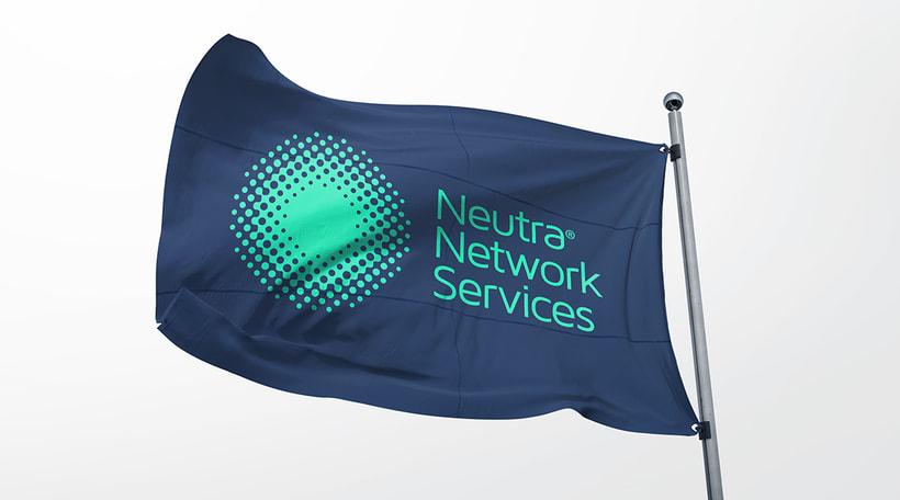 Neutra Network Services | Diseño de Identidad Visual Corporativa. 7