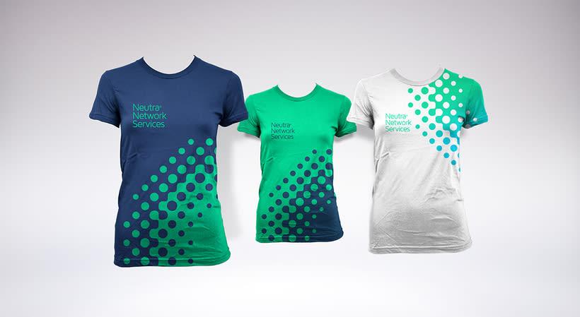 Neutra Network Services | Diseño de Identidad Visual Corporativa. 11