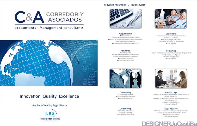 CORREDOR & ASOCIADOS -1