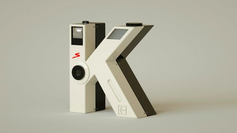 '36 days' de nostalgia tecnológica y tipográfica 9