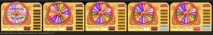 Ruleta Bingo par juegos móviles 0