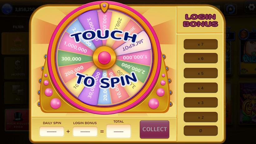 Ruleta Bingo par juegos móviles 1