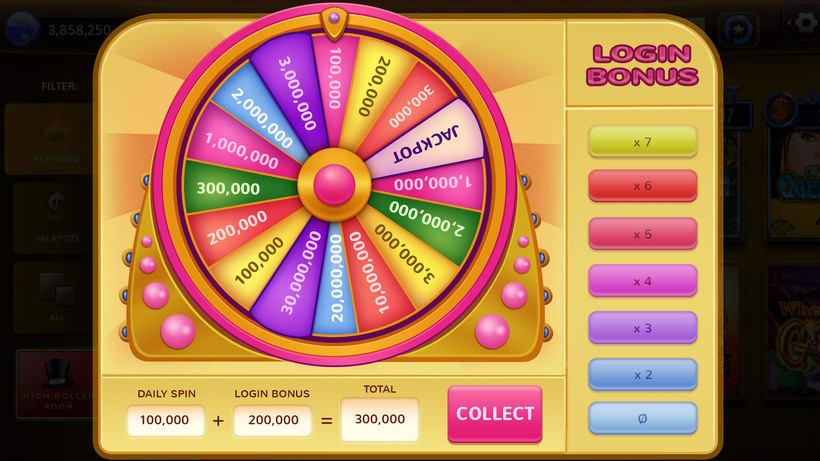 Ruleta Bingo par juegos móviles 2