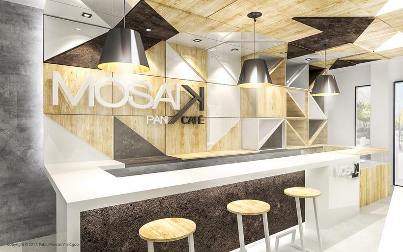 MOSAIK Pan/Café 0