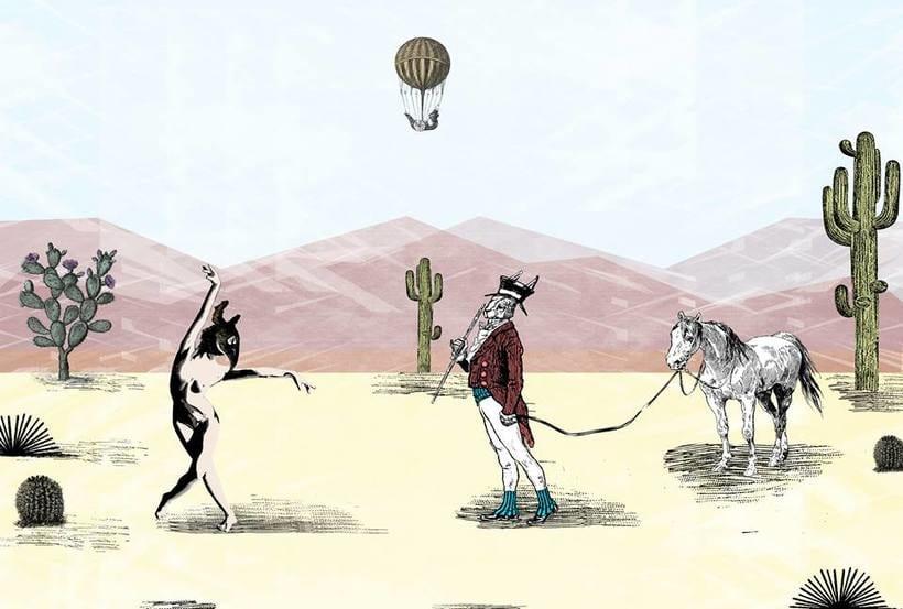 Tentaciones del desierto 0