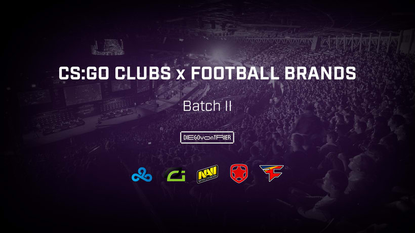 CS:GO CLUBS x FOOTBALL BRANDS | Batch II 0