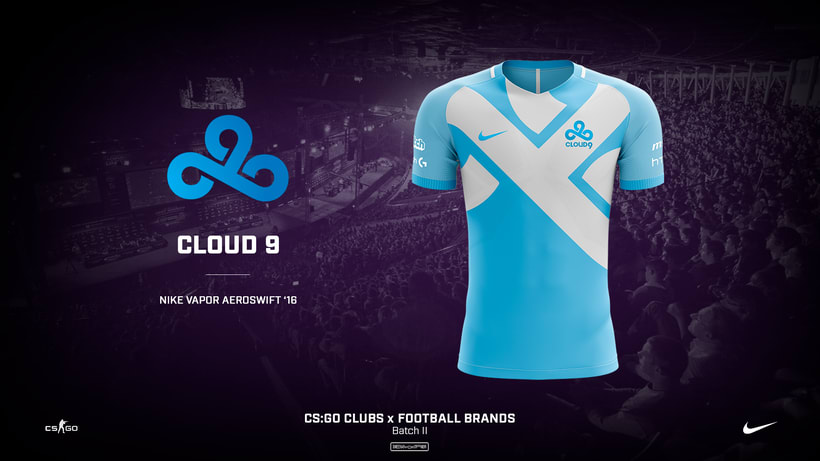 CS:GO CLUBS x FOOTBALL BRANDS | Batch II 3