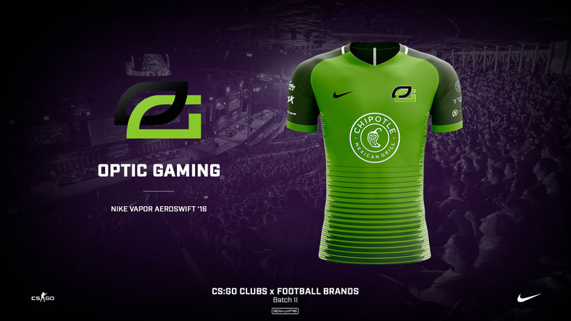 CS:GO CLUBS x FOOTBALL BRANDS | Batch II 5