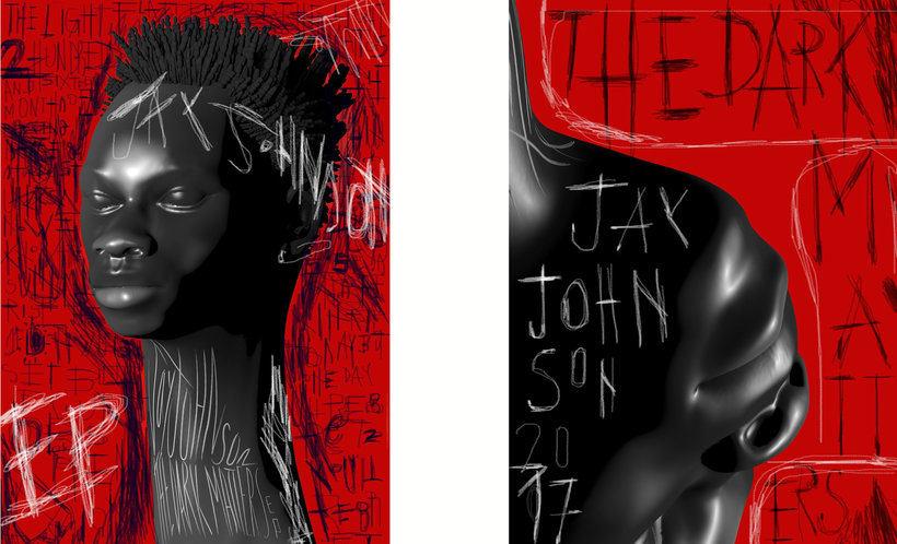 Jay Johnson — The Dark Matters EP 0