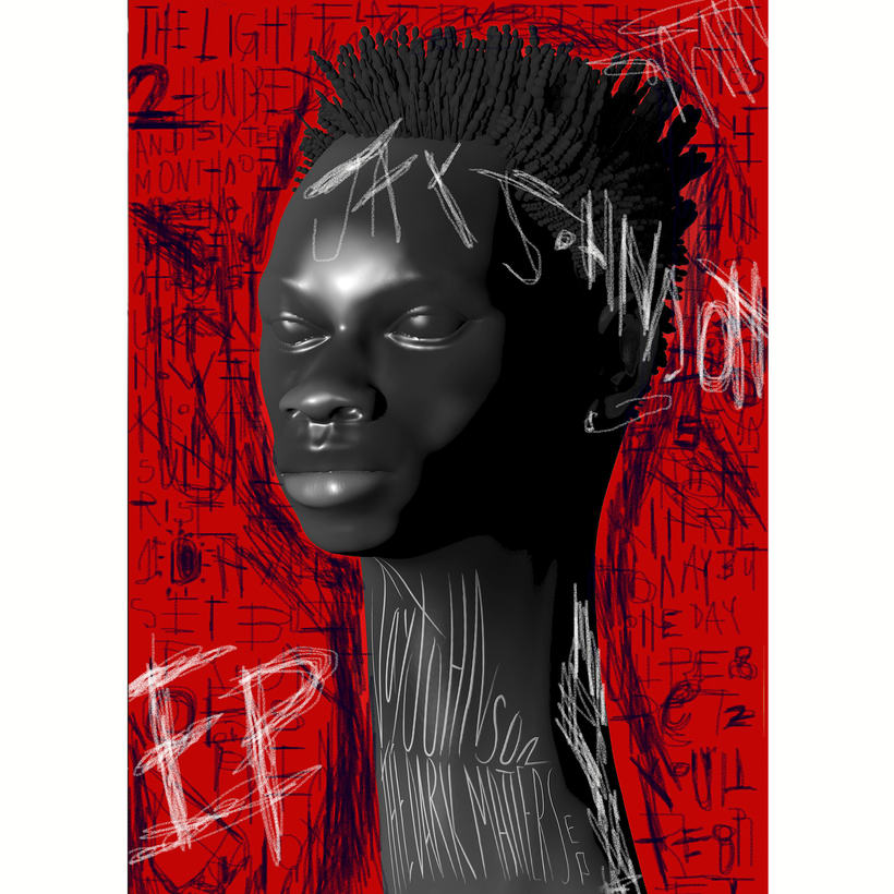 Jay Johnson — The Dark Matters EP 2