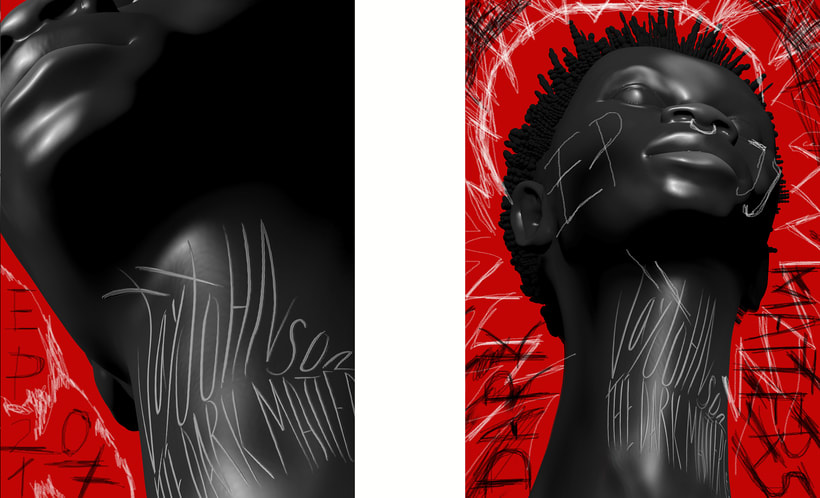 Jay Johnson — The Dark Matters EP 1