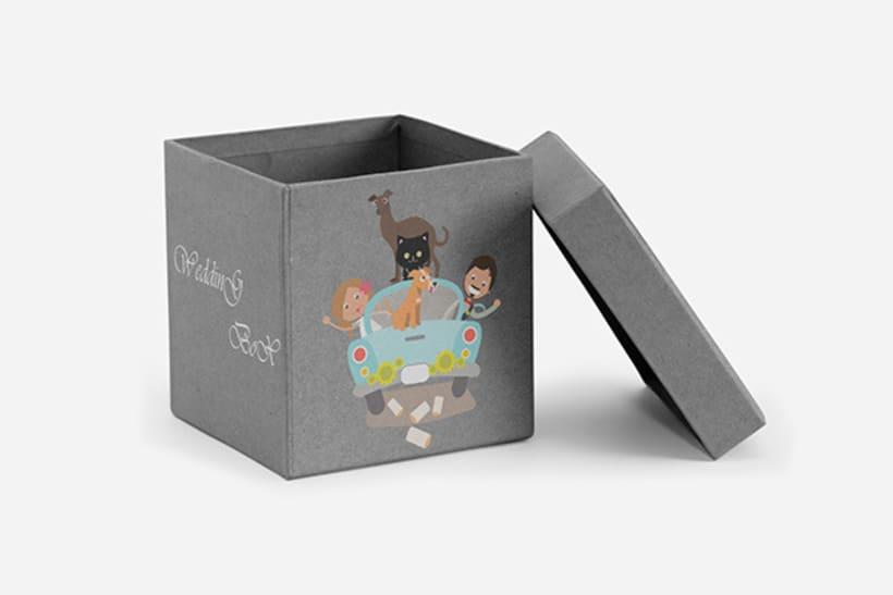 Wedding packaging 1