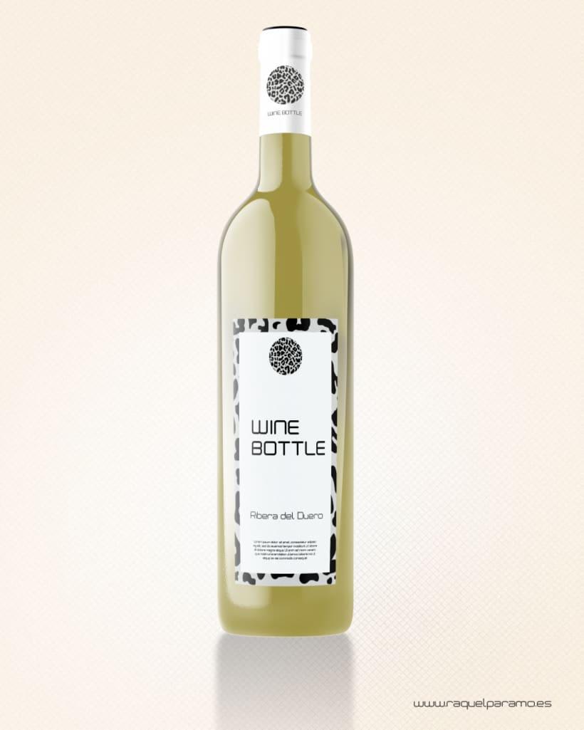 Wine Bottle Tag -1