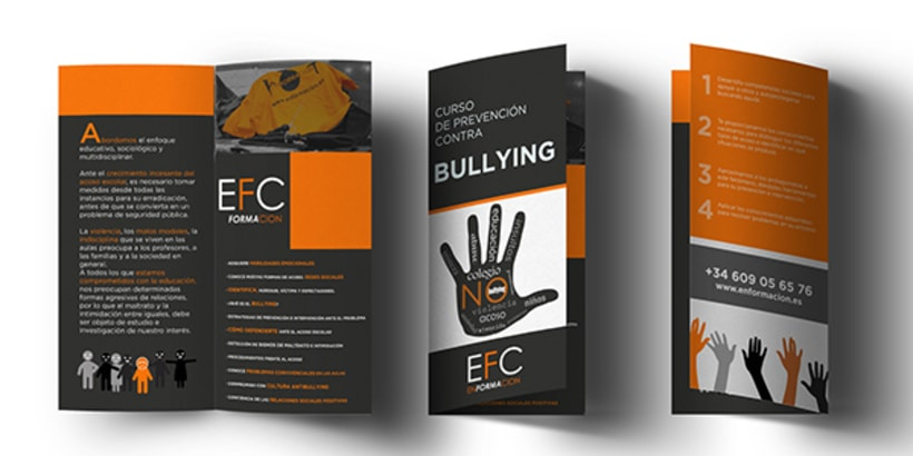 Fitness and Self Defense Brochures 0