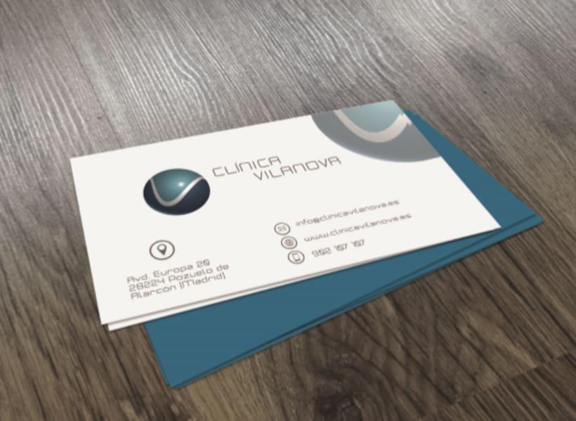Clinic Branding Design 0