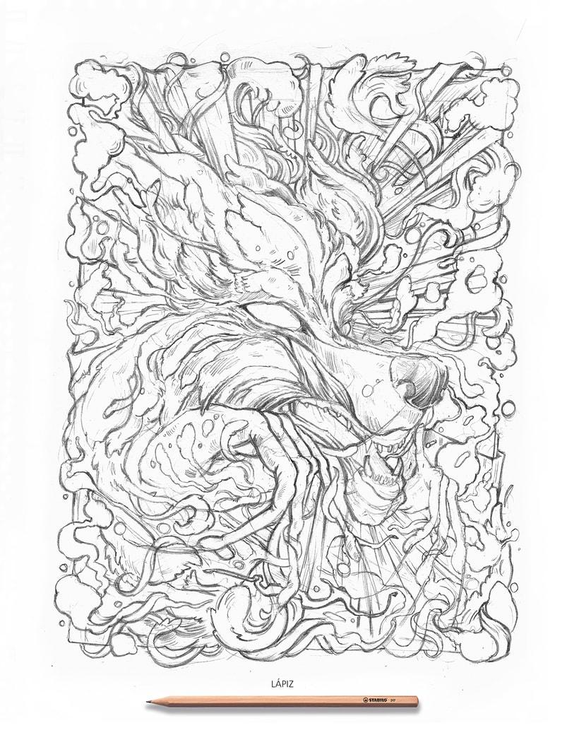 Wolf Ilustracion -1