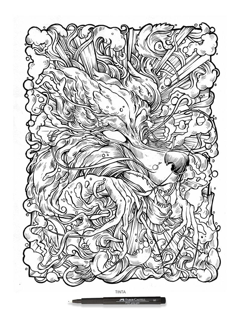 Wolf Ilustracion 0