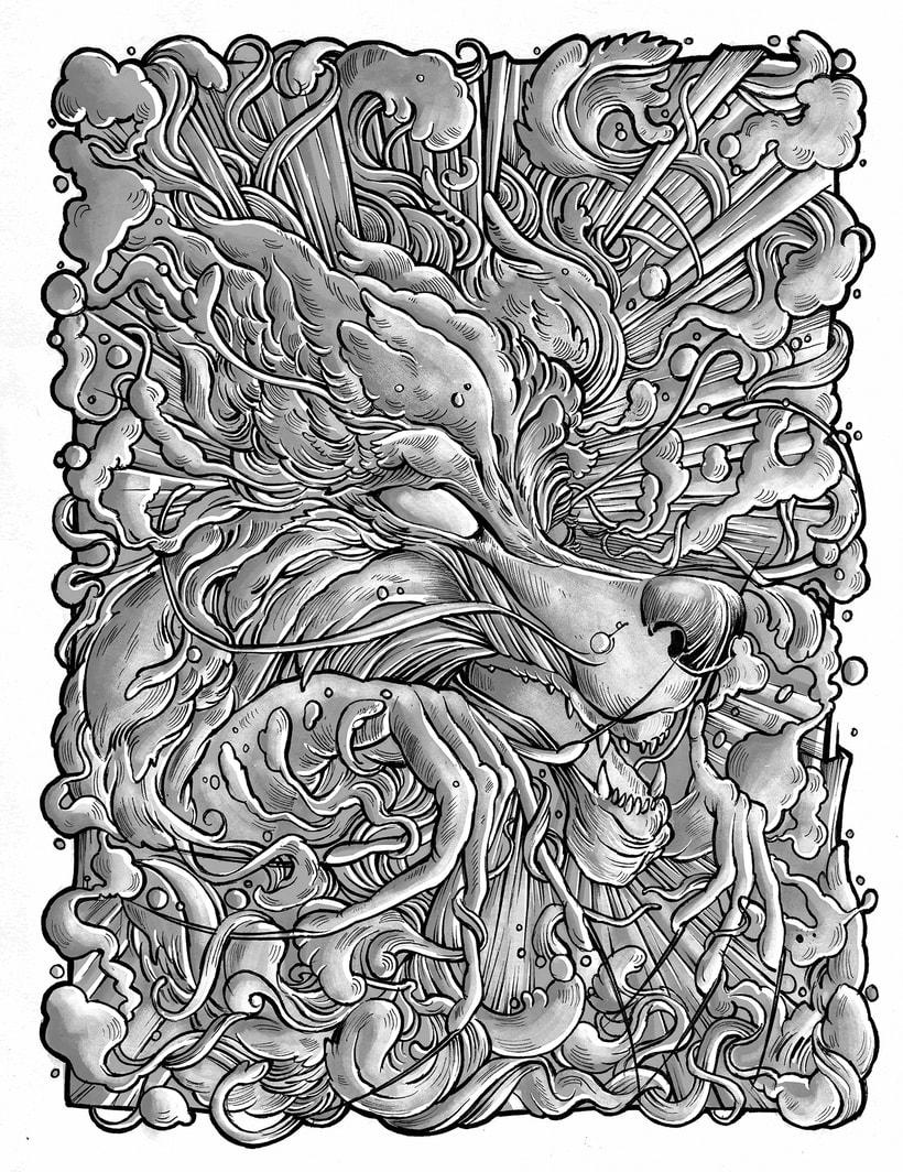 Wolf Ilustracion 1