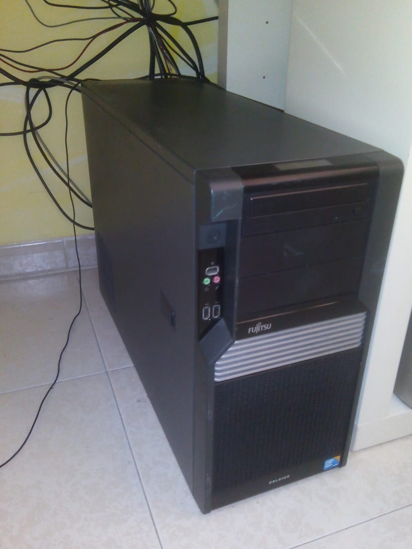 Workstation 3d 1