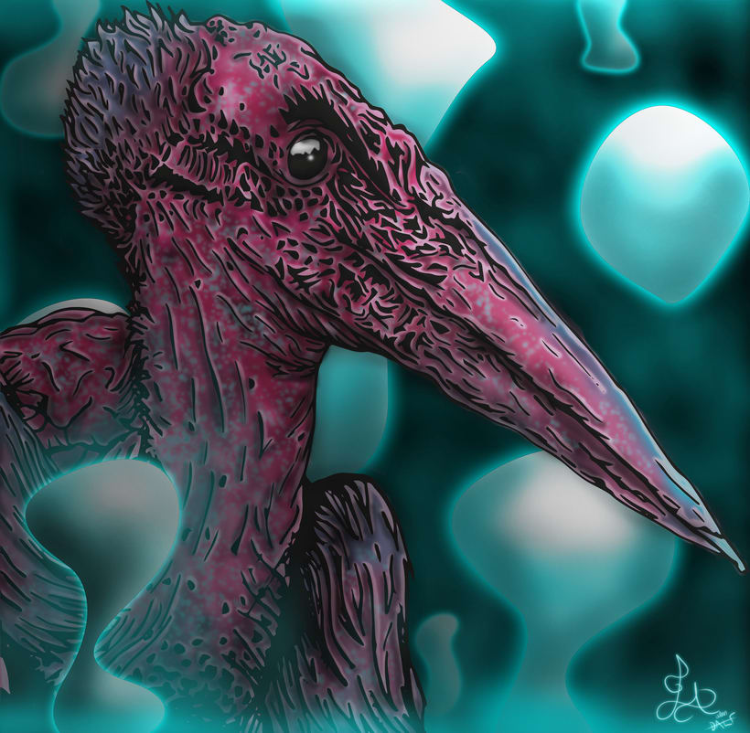 Pelican Line  1