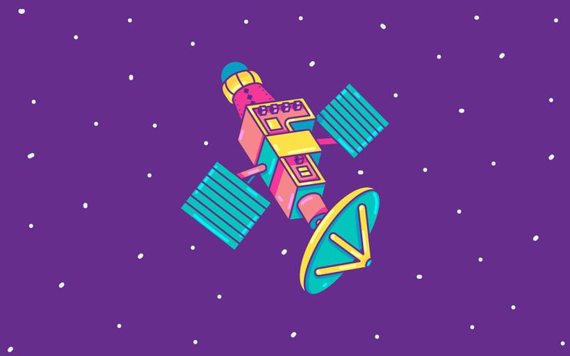 Satellite F -1