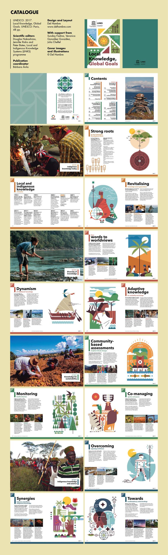 UNESCO 18 posters ilustrados EXPOSICIÓN ITINERANTE 12