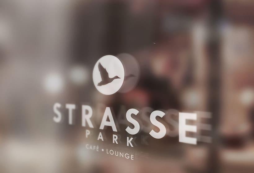 Identidad corporativa STRASSE PARK 2