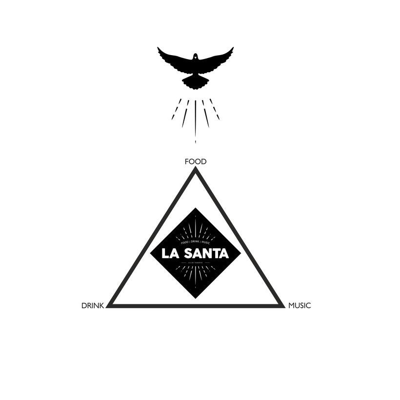 La Santa 1