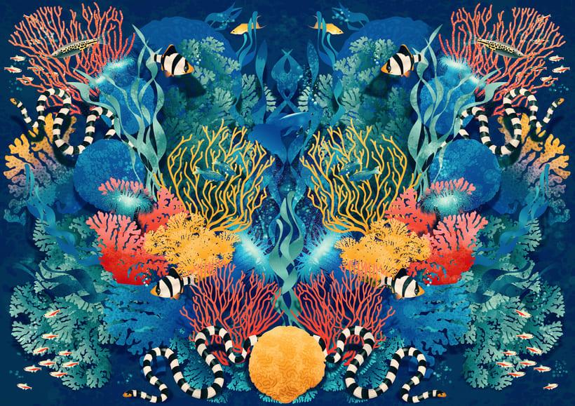 Wildlife patterns 1