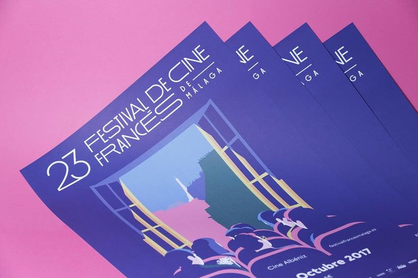 23 Festival de Cine Francés de Málaga 7