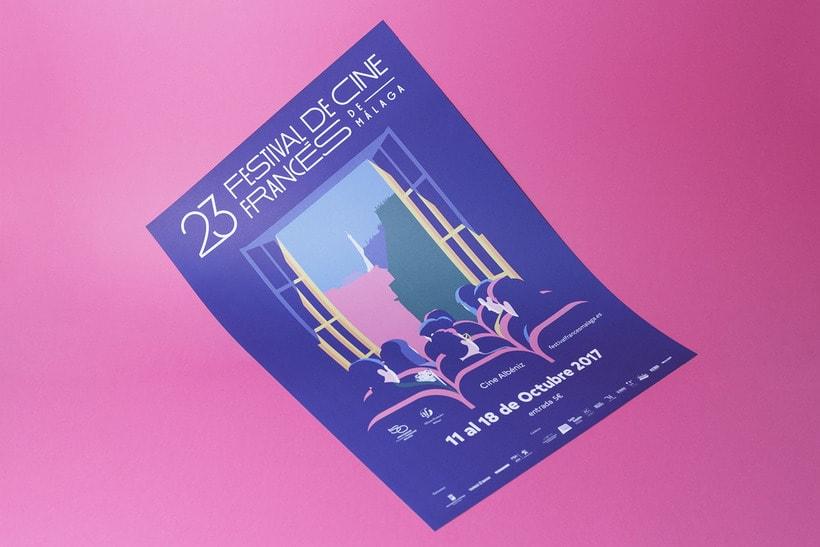 23 Festival de Cine Francés de Málaga 8