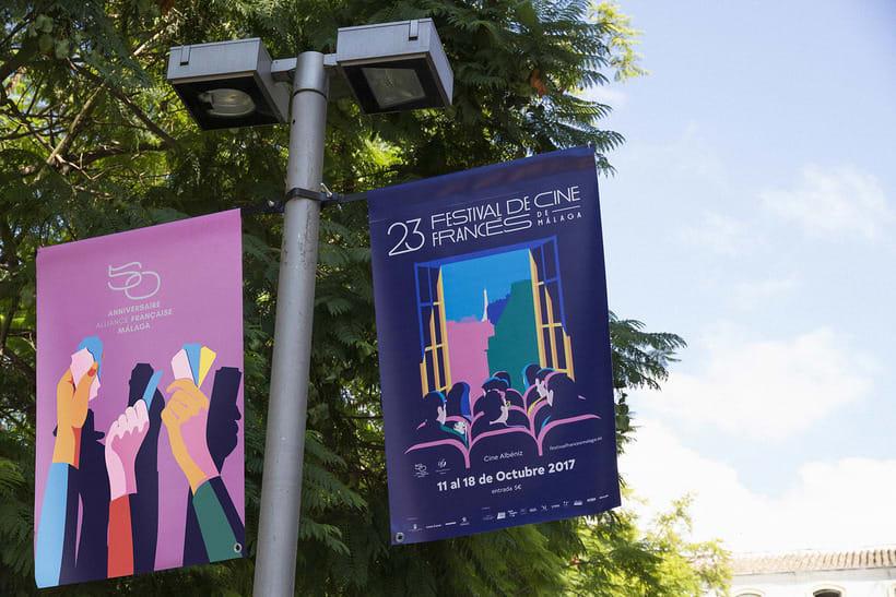 23 Festival de Cine Francés de Málaga 11