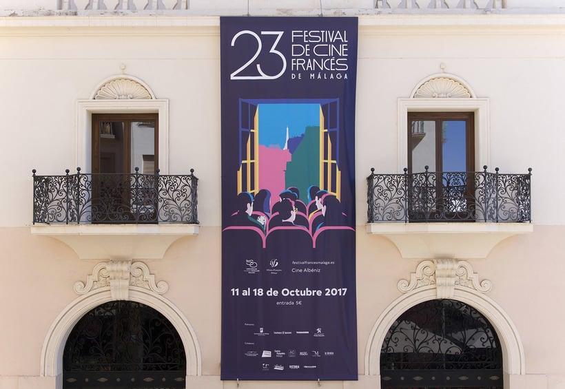 23 Festival de Cine Francés de Málaga 12