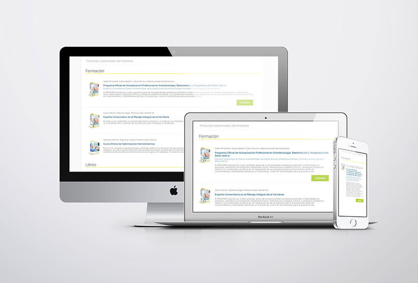 Sitios y proyectos web 3