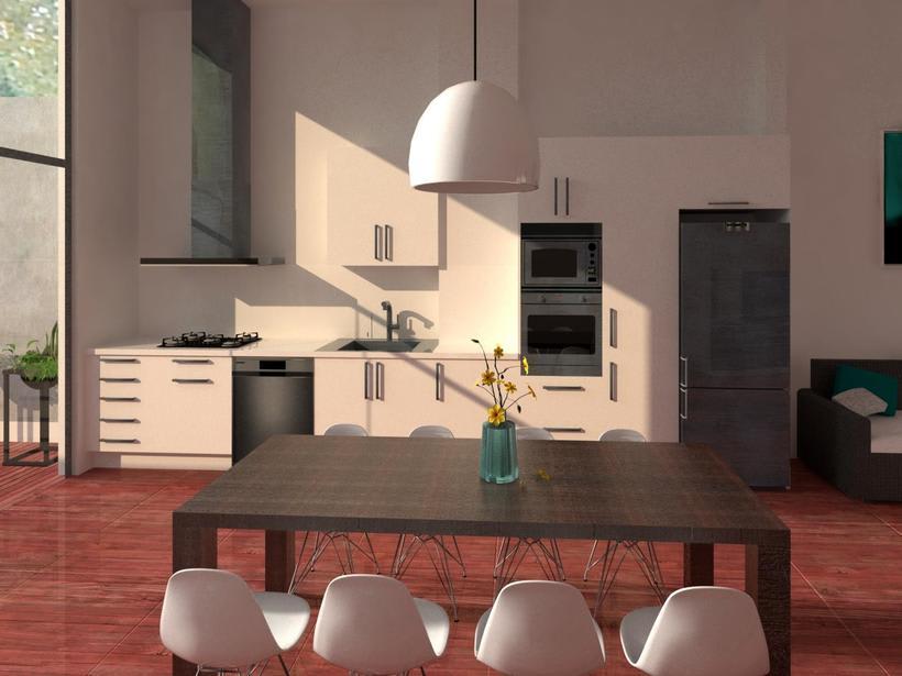 3D Interior -1