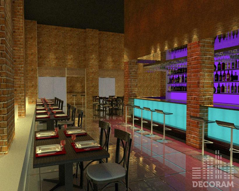 3D Interior 1