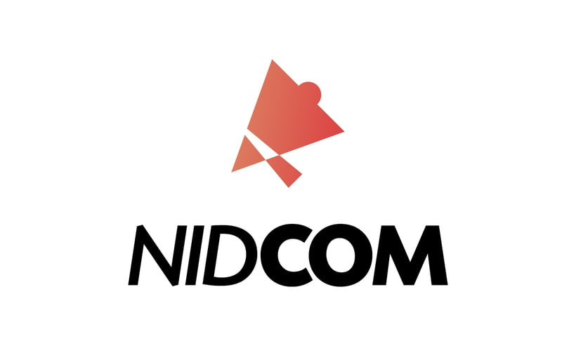 NIDCOM · Logo Design 4