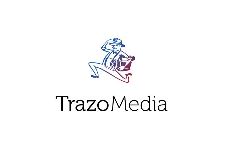 TRAZO MEDIA · Resytling Logo 2